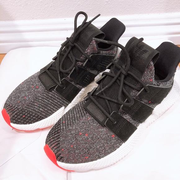Le adidas originali prophere nerored scarpe poshmark